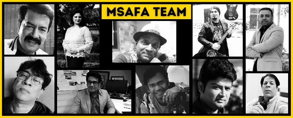 Team -Acting Institute MSAFA
